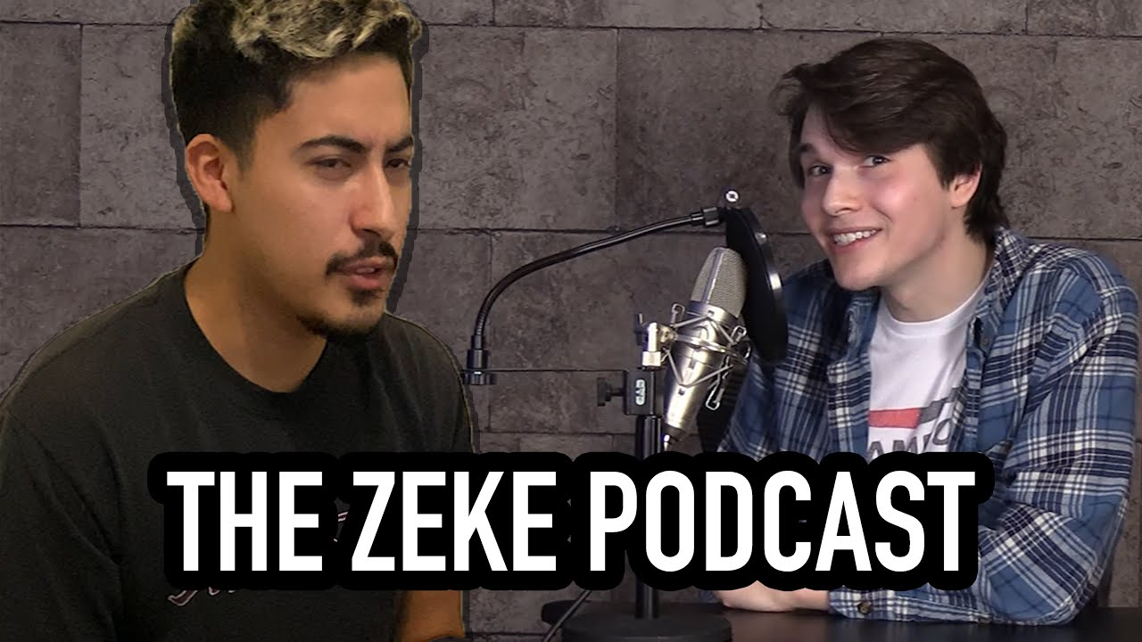 The Zeke Podcast | This is Sketchy