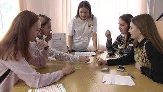Финансовые эксперты рассказали новосибирским школьникам, как правильно обращаться с деньгами(, 2018-03-30T20:08:29.000Z)