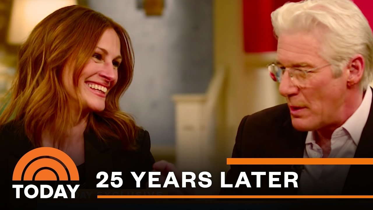 Pretty Woman' Cast Reunites 25 Years Later   TODAY - YouTube