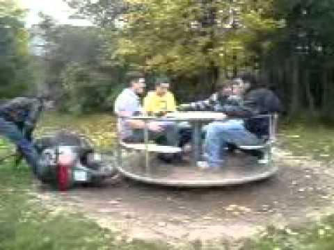 rollerkarussell in gerolstein!!!