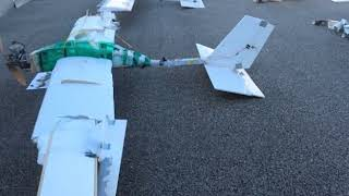 Минобороны опубликовало новое фото беспилотников, атаковавших российские базы в Сирии
