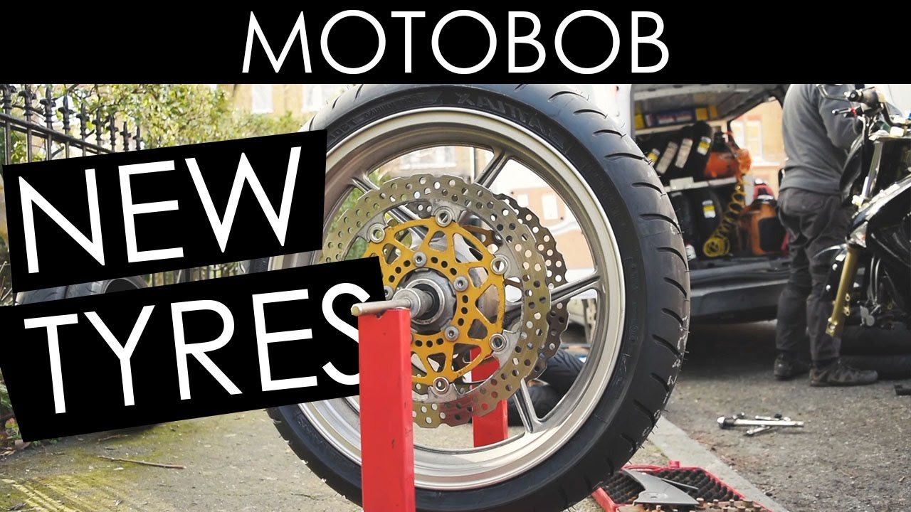 Motorcycle Tyre Fitting London