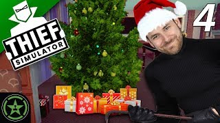 WE RUINS CHRISTMAS - Thief Simulator (Pt 4) - Let's Watch