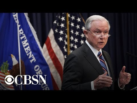 Watch Live: Jeff Sessions speaks in Boston regarding the Future of Religious Liberty