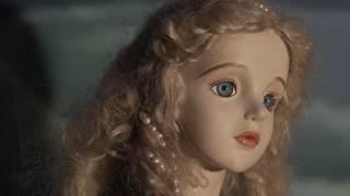 人形作家 若月まり子 人魚姫 ビスクドール オートマタ