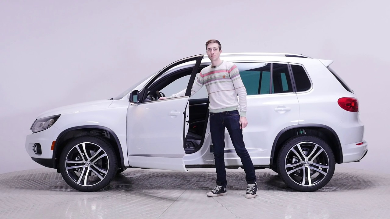 Volkswagen Tiguan Review Youtube