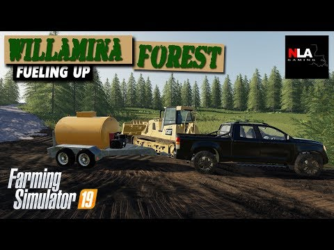 Repeat Farming Simulator 17 - Black Mountain, Montana - Old