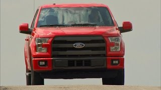 CNET On Cars On the road The 2015 Ford F 150