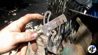 видео как правильно заточить ножовку по дереву