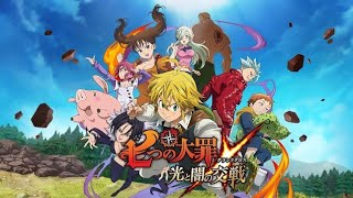 『 Regeneration 』Nanatsu no Taizai Season 3 ED / Ending 1 by Sora Amamiya『 AMV+Lyrics 』