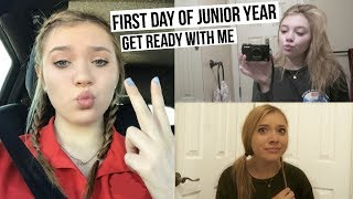 GRWM First Day of High School (Junior Year)