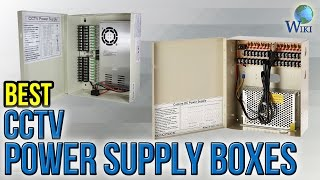 8 Best CCTV Power Supply Boxes 2017