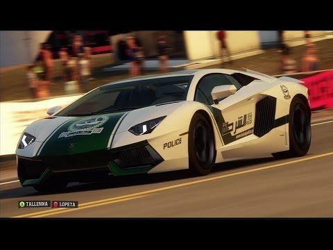 Horizon Build - Aventador Police Dubai