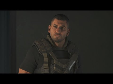 Ghost Recon Breakpoint - Walker (Jon Bernthal) Fight Scene