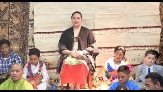Tongan Roles & Cultural Dress | Inaugural Royal Stage Production ACT TLACS