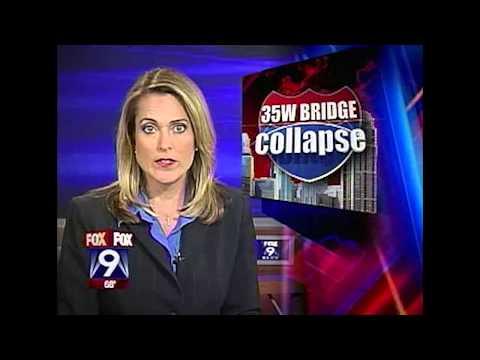 KMSP Fox 9  @ 9pm Storm Coverage