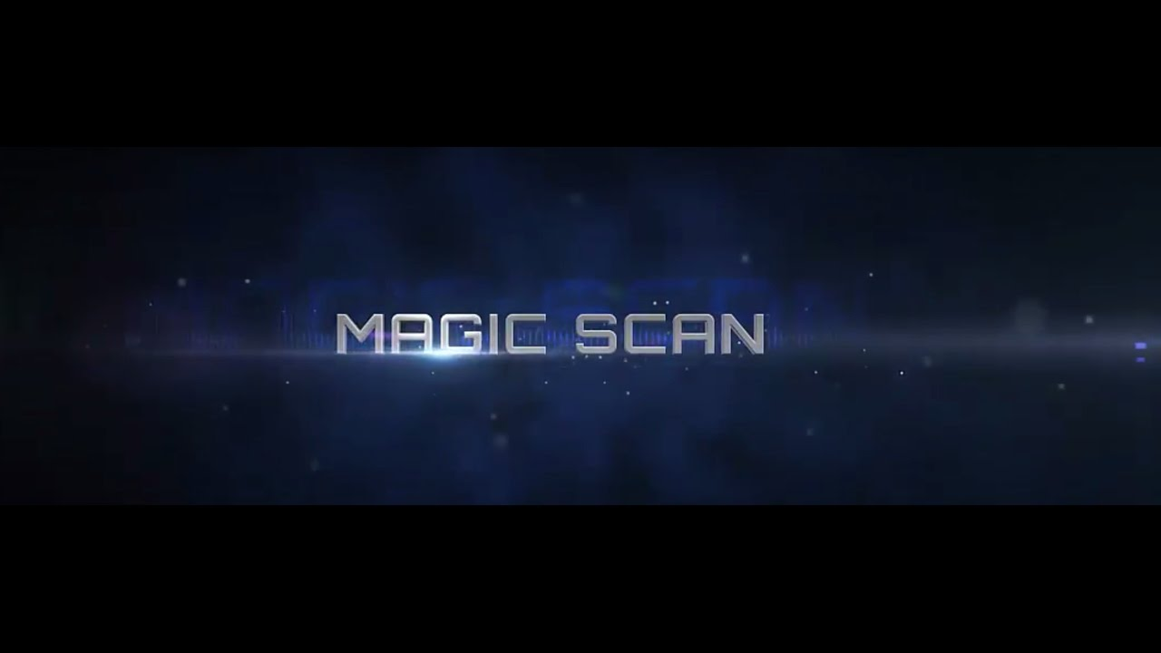 Magic Scan - Auto Brute Force Script