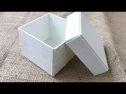 download How To Create A Foam Board Box - DIY Crafts Tutorial - Guidecentral