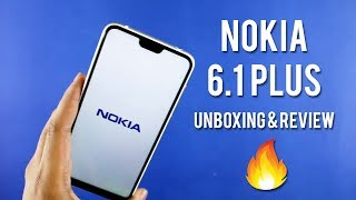 Nokia is Back in the Game | Nokia 6.1 Plus Unboxing & Review | Urdu/Hindi | Telemart.pk