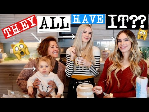 THEY ALL HAVE IT?? | COINCIDENCE OR FATE? | THE CHATWINS ALL TOGETHER