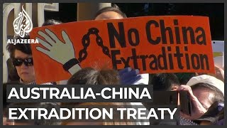 Australia Steps Up Hong Kong Action In Wake Of China Security Law