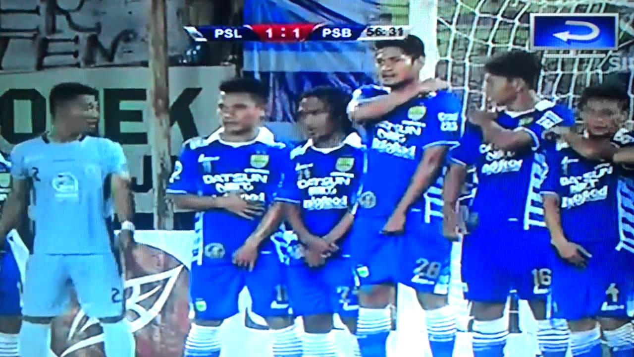 Video Full Gol Persela Vs Persib 2 3 Jenderal Sudirman
