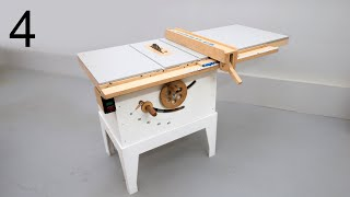 Making A Table Saw - The Finale - She's done!