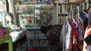 Local Man Owns Largest Vintage Toy Collection
