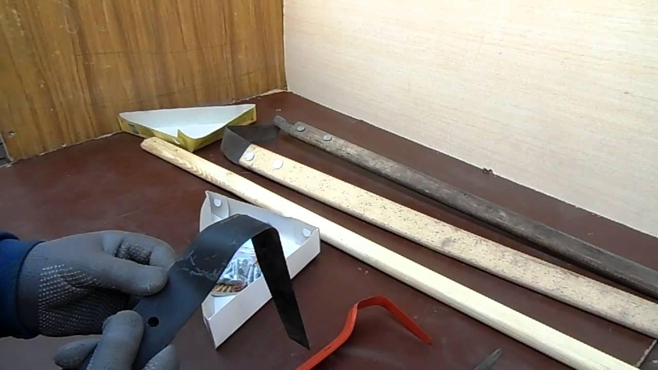 Как сделать плоскорез фокина фото 343