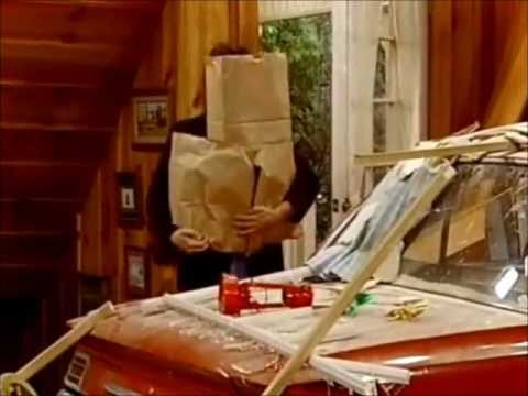 Full House  Theres a car in the kitchen  YouTube