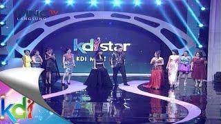 KDI Star VS Indoesian Idol Adu Nyanyi - KDI Meet Idol (7/8)