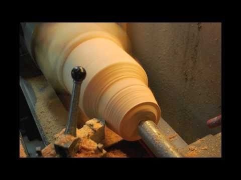 Homemade wood die and metal spinning tool for sheet metal forming