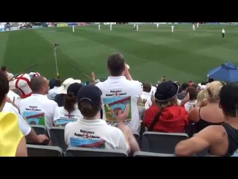 Barmy Army - Ashes 2015 - Billy the Trumpet Stuart Broad Song