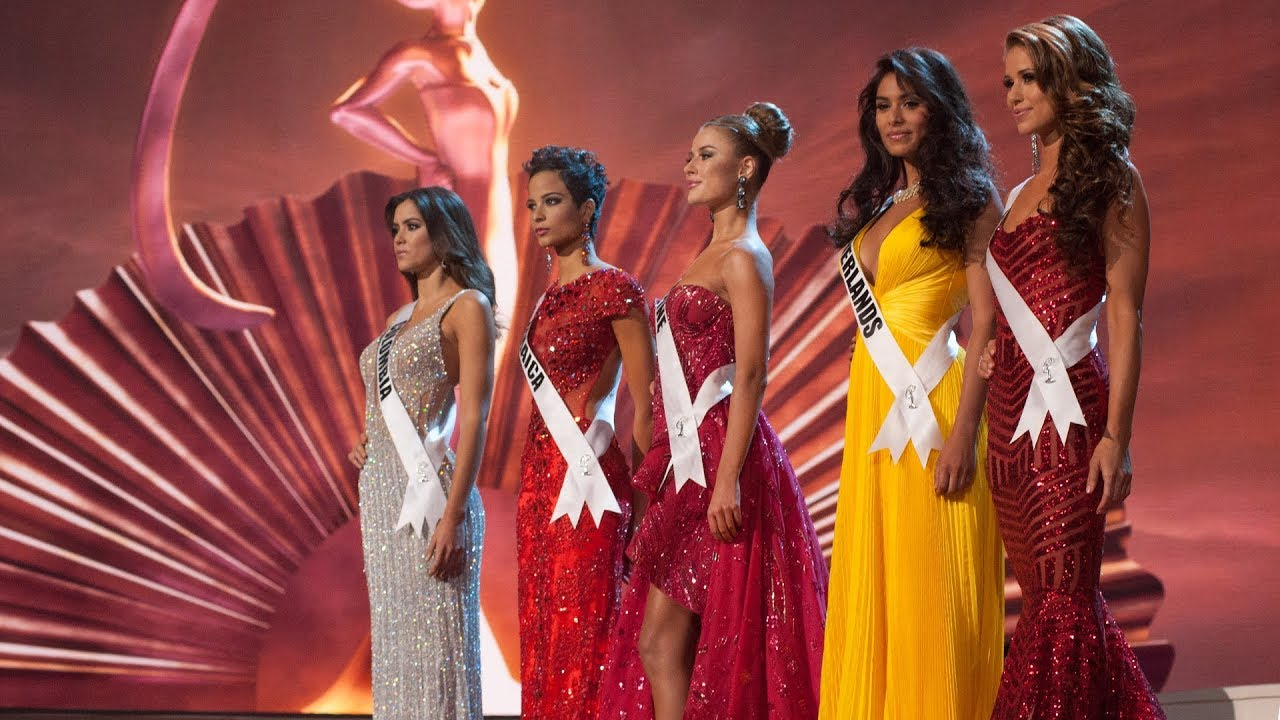miss universe 2014 top 5 youtube