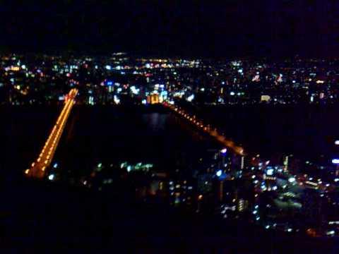 Osaka skyline,(大阪) Japan, (03/05/2009)
