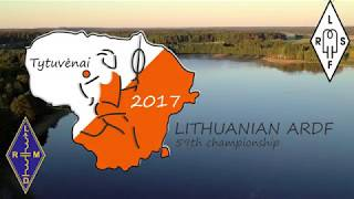Lithuanian ARDF 59th Championship Trailer (LT)