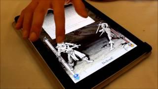 PAX EAST 2013 - Steve Jackson's Sorcery! for iPad