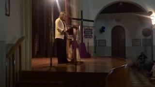 Pregón de Paloma Artola, de la Semana Santa de Gamarra 2017. (3)