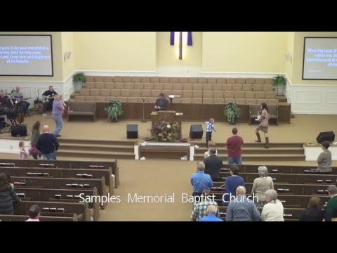 Service - Sunday Evening Service February 4 , 2018