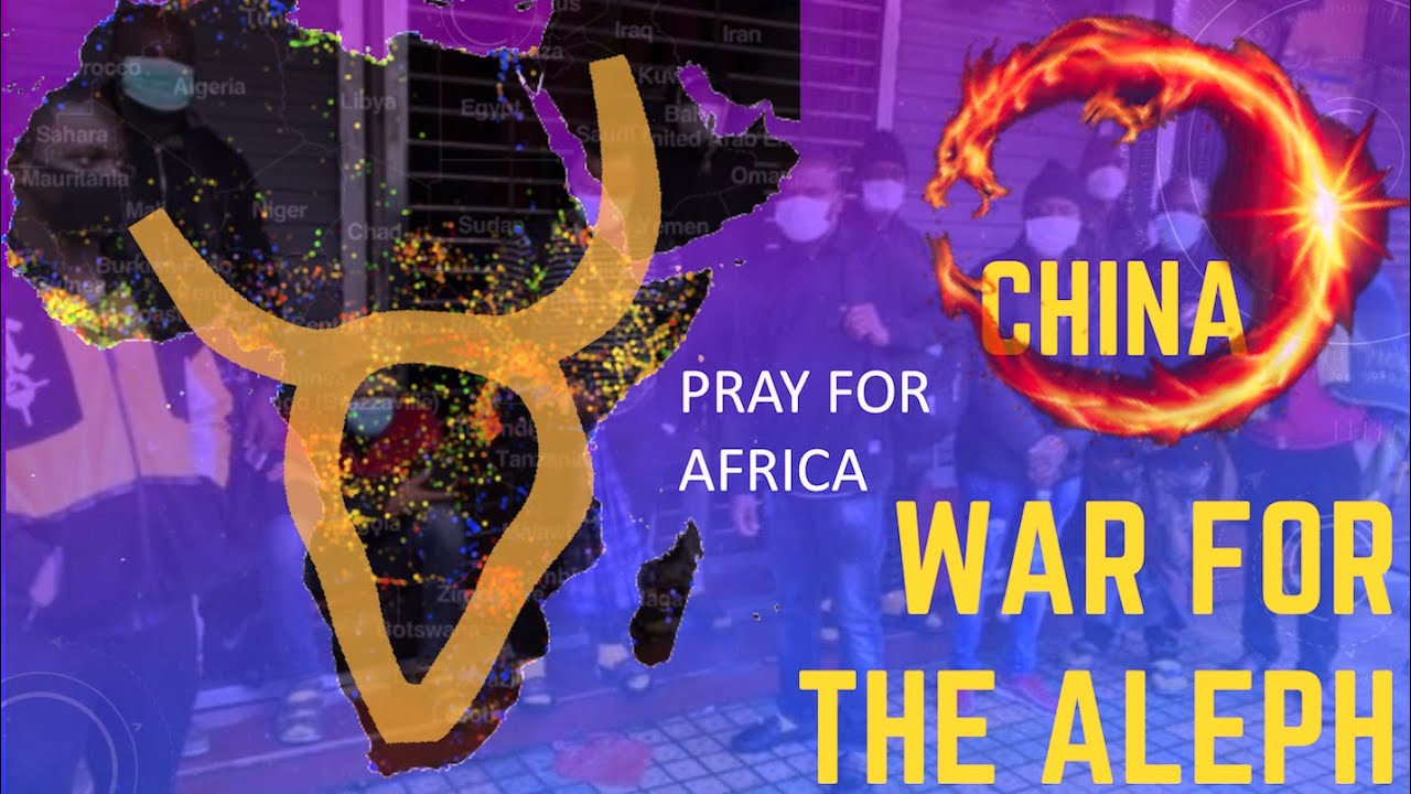 PRAYERS FOR AFRICA - RESTORING THE ALEPH - HEAD