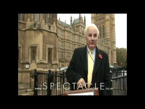 SNUB Present Petition to Keith Simpson MP