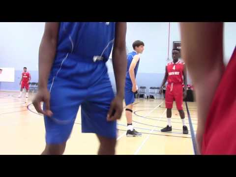 East vs South West - U15s RDT 2016 - Day 1