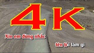 4k karaoke Xót xa - Beat phối mới
