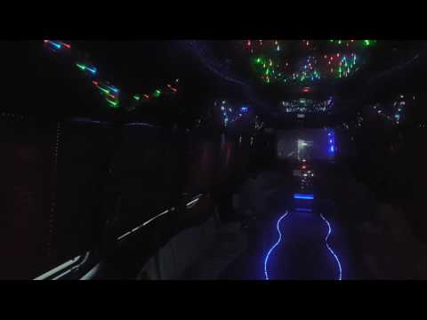 34 Passenger Limo Party Bus Cleveland
