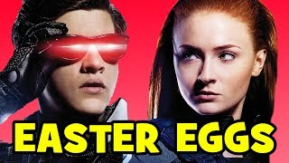 X-Men Apocalypse EASTER EGGS & Things You Missed