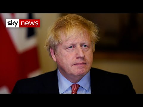 Breaking: Boris Johnson tests positive for COVID-19