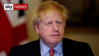 Breaking: Boris Johnson tests positive for COVID-19