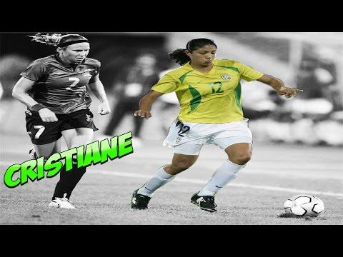 Cristiane Rozeira - ★Dribles & Gols / Skills & Goals ★ ★Futebol Feminino★