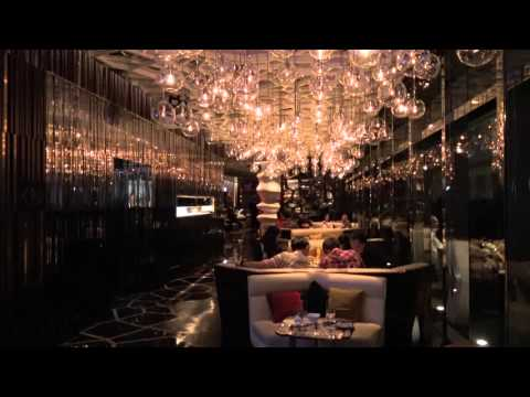World's Highest Bar - Ozone @ Ritz Carlton Hotel, Hong Kong
