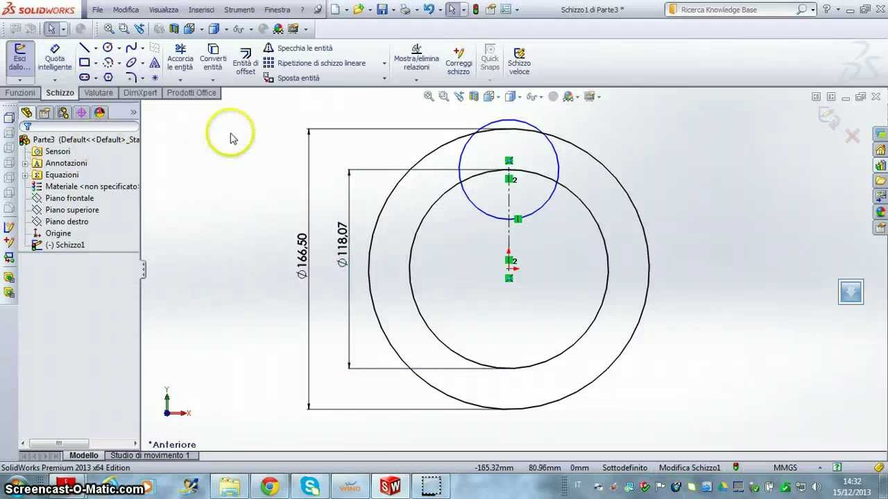 SOLIDWORKS - DIY GT2 5M Timing Pulley 30 T (Part 1)